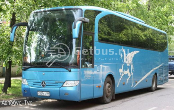 Mercedes Travego Москва