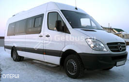 Mercedes Sprinter 515 CDI Tourist Липецк