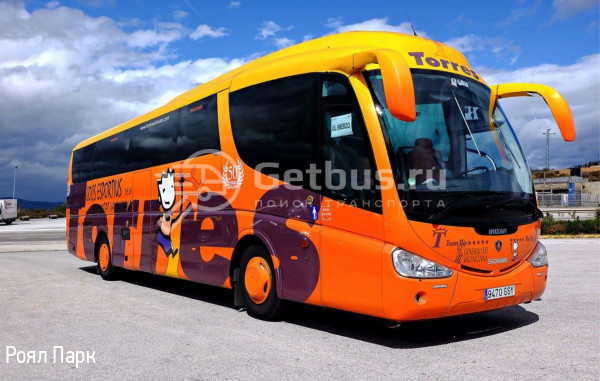 Scania Lux Барнаул