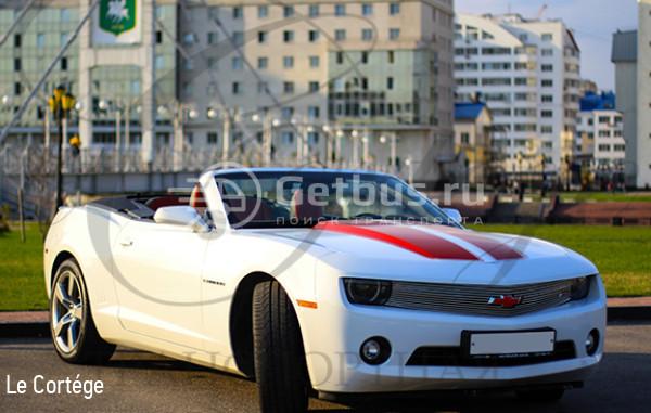 Chevrolet CAMARO SS Белгород